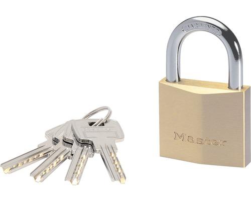 Cadenas en laiton Master Lock 50 mm