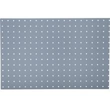 Panneau perforé 600x380x10 mm blanc-thumb-0