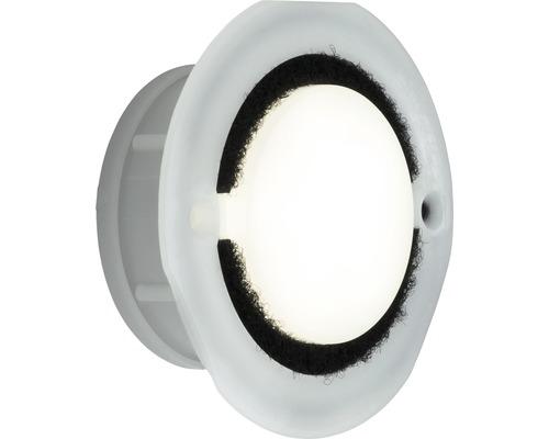 Éclairage LED encastré 1 x 1,4 W blanc