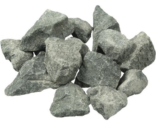 Pierres de taille 32-56 mm 250 kg, vert