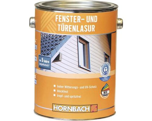 Lasure pour portes et fenêtres incolore 2.5L
