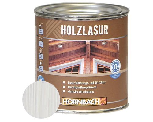 Lasure pour bois blanc 375ml