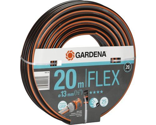 """Tuyau d''arrosage de jardin GARDNEA Comfort Flex 1/2"""", 20 m"""