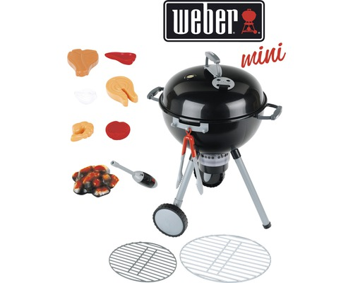 Barbecue pour enfants Weber One Touch premium, Theo Klein
