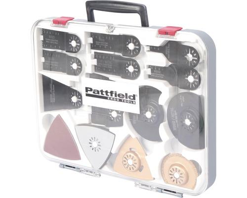 Kit de 24 accessoires d''outillage multifonctions Pattfield