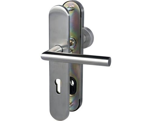 Ferrure de protection porte de maison Moskau PZ (92 mm) acier inoxydable
