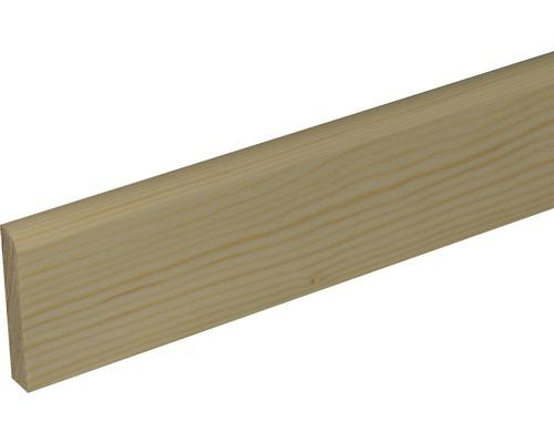Plinthe pin brut 10x58x2400mm