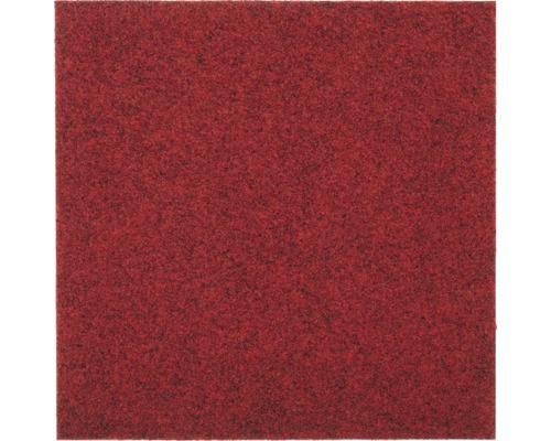 Dalle de moquette Vox rouge 50 x 50 cm