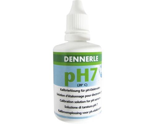 Eichlösung Dennerle pH 7, 50 ml