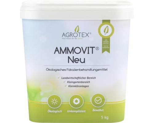 Ammovit Neu additif sanitaire écologique 5 kg