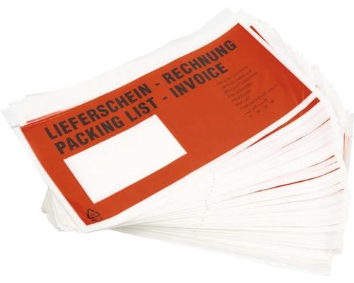 Porte-documents, autocollant