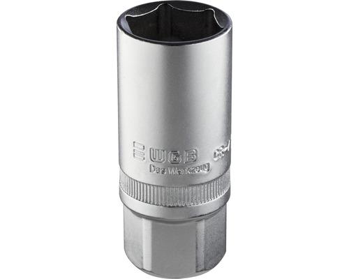 "1/2"" Zündkerzen-Einsatz WGB, 16 mm"
