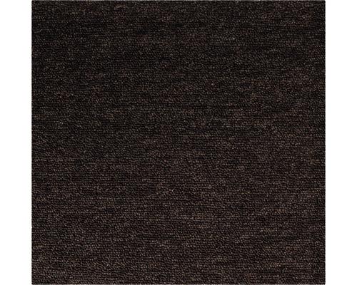 Teppichboden Schlinge Rambo braun 400 cm breit (Meterware)