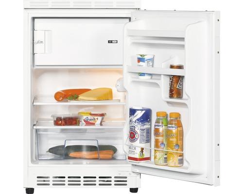 Réfrigérateur avec compartiment de congélation Amica UKS 16157 lxhxp 49.5 x 81.6 x 55 cm compartiment de réfrigération 68 l compartiment de congélation 14 l