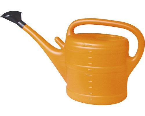 Arrosoir 10 Litres, orange