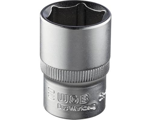 """1/2"""" Steckschlüssel-Einsatz WGB, 6-kant, 10 mm"""