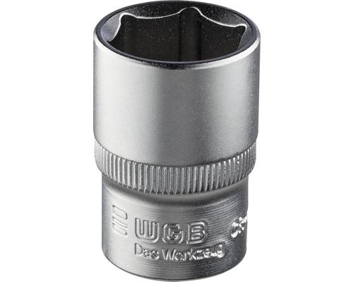 """1/4"""" Steckschlüssel-Einsatz WGB, 6-kant, 8 mm"""
