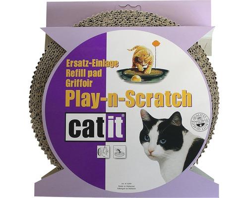 Insert en carton Catit pour planche à griffes Play-N-Scratch