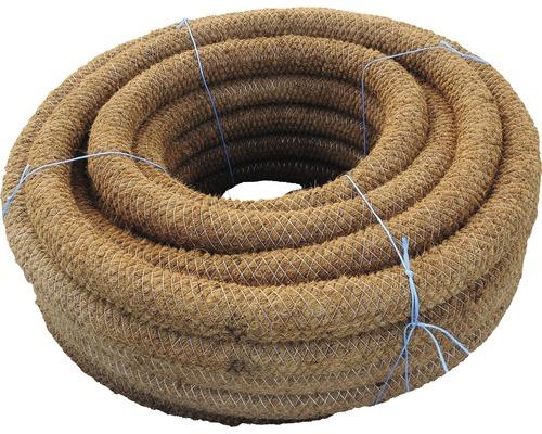 Tube de drainage avec filtre en noix de coco LN 80
