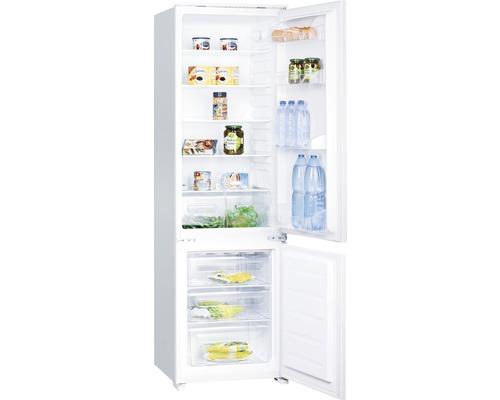 Réfrigérateur-congélateur PKM KG275.4A+EB lxhxp 54 x 178 x 54.5 cm compartiment de réfrigération 179 l compartiment de congélation 70 l