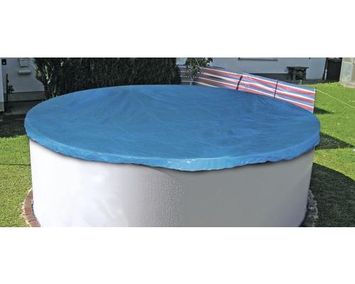 Bâche de protection d''été pour piscine Ø 400cm pour bassin rond