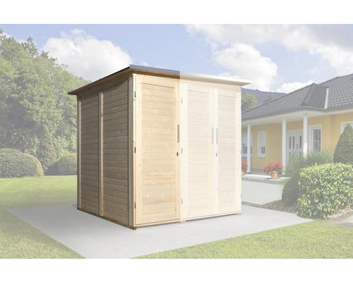 Module supplémentaire armoire modulaire SaveBike pour Jardin Q, nature