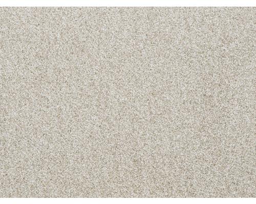 Teppichboden Velours Fantasy sand 500 cm breit (Meterware)