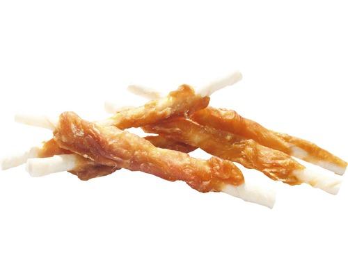 En-cas pour chiens, cookies filet de poulet sur stick à mâcher 200g
