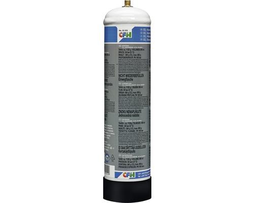 Gaz carbonique (CO²) CFH 390 g