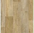PVC Togo aspect bois brun largeur 200cm (marchandise au mètre)