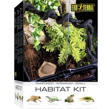 Ensemble terrarium Exo Terra Habitat de la Forêt tropicale Kit S-thumb-0