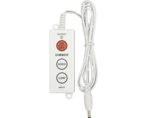 Variateur pour éclairage sous-meuble LED blanc 9974124