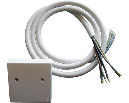 Kit de raccordement four (câble et boîtier)