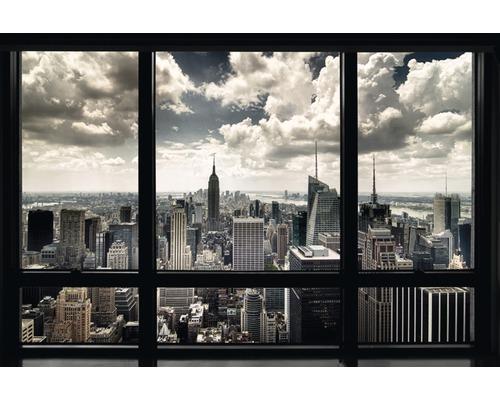 Poster New York - Window 61x91,5 cm