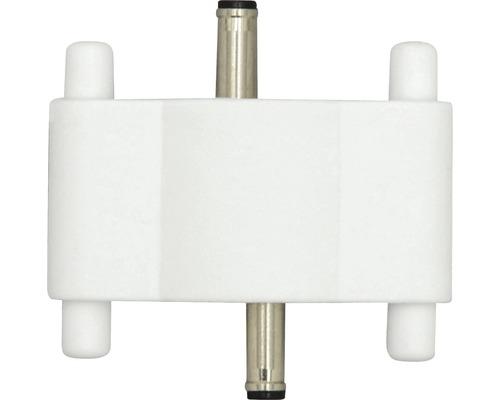 Connecteur pour éclairage sous-meuble LED blanc 9974115