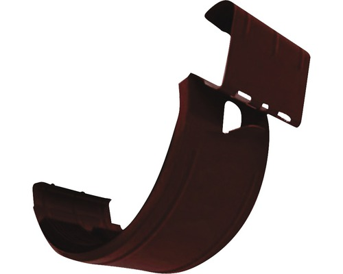 Precit Rinnenverbinder chocolate brown NW 125mm