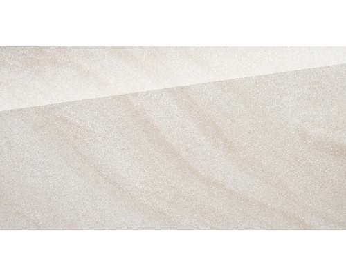 Carrelage au sol Helios ivoire poli 30 x 60 cm