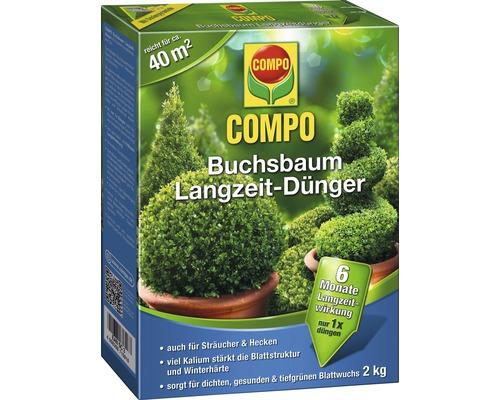 Engrais longue durée pour buis Compo, 2kg