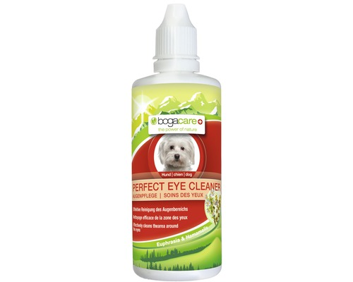 bogacare Perfect Eye Cleaner pour chiens, 100ml