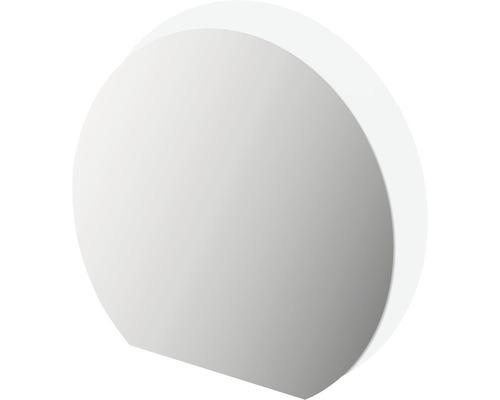 LED Badspiegel 108x100 cm Mond Sichel IP 44 (fremdkörper- und spritzwassergeschützt)