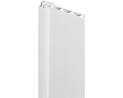 Baguette de finition clipsable blanc 11x20x2600 mm