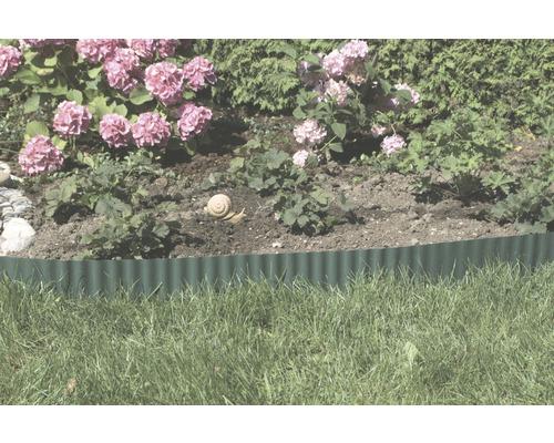 Bordures de pelouse FloraSelf® 900x15cm, vert