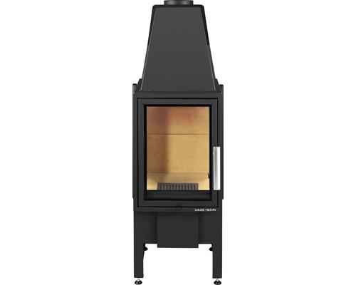 Insert de cheminée Haas & Sohn Esprit IV noir 8 kW