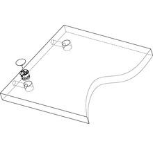 Capuchon de recouvrement SW 4x18 mm blanc 100 unités-thumb-2
