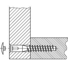 Capuchon de recouvrement SW 4, 4x13 mm blanc 100 unités-thumb-1