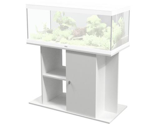 Aquarium Armoire basse Style, blanche
