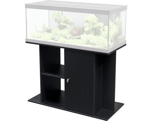 Aquarium Armoire basse Style, noire