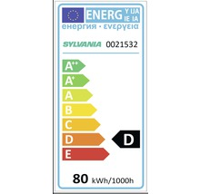 Ampoule halogène Eco R7S 80 W 78 mm-thumb-1