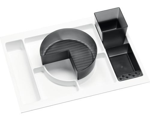Set organisationnel Fackelmann pour tiroirs de 60cm 3 pièces 89603
