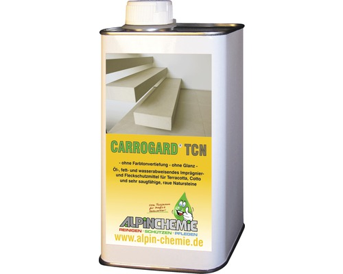 Imprägnierung für Terracotta Carrogard 1 Liter
